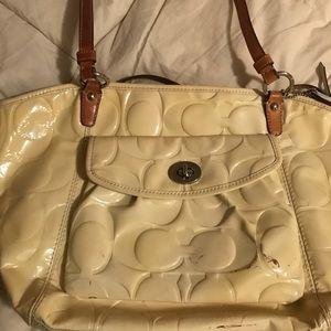 Coach shoulder bag